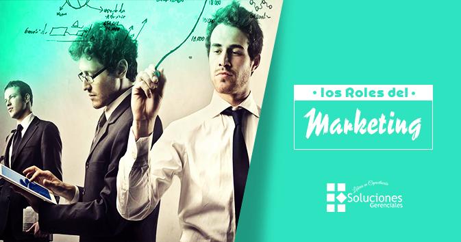 Jornada: Los Roles del Marketing   - Conoce cuales son los roles del Marketing y el uso de cada uno de ellos dentro y fuera del medio digital