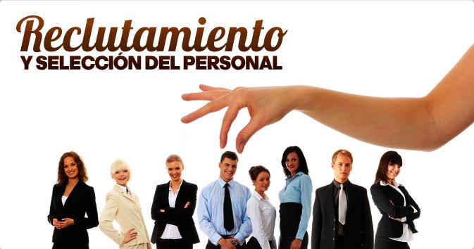 Definicion de Reclutamiento de personal