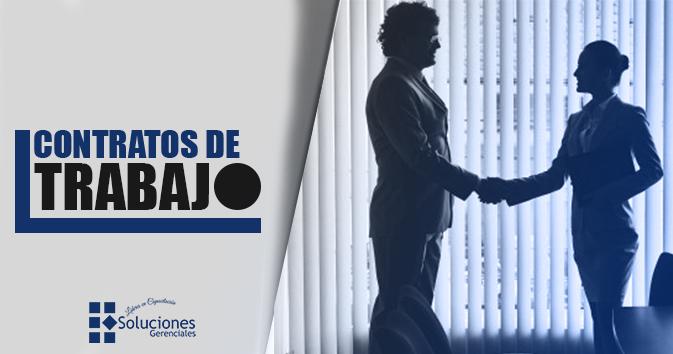 Seminario: Contratos de Trabajo - Aprende todos los términos y métodos sobre contratos de trabajo