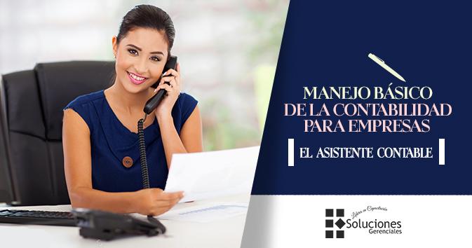 Seminario: Manejo Básico De La Contabilidad Para Empresas - Obtén las herramientas contables para la gestión empresarial