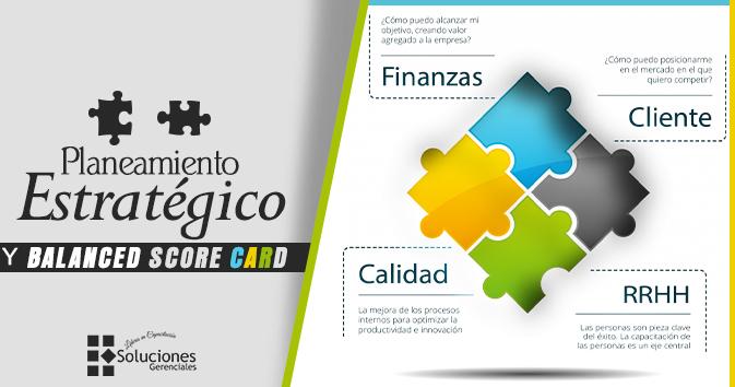 Planeamiento Estratégico y Balanced Score Card  ONLINE