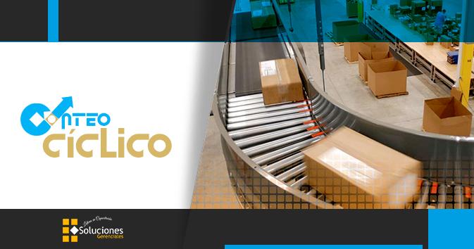Jornada: Conteo Cíclico  - ¡Optimice la gestión y control de sus inventarios!