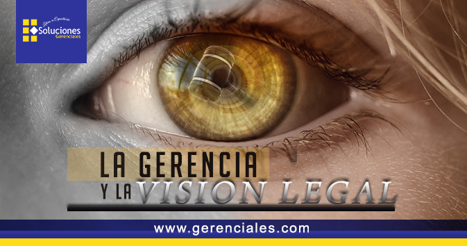 La Gerencia y la visión legal