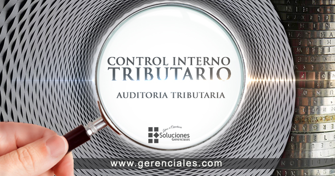Control Interno Tributario (AUDITORÍA TRIBUTARIA)