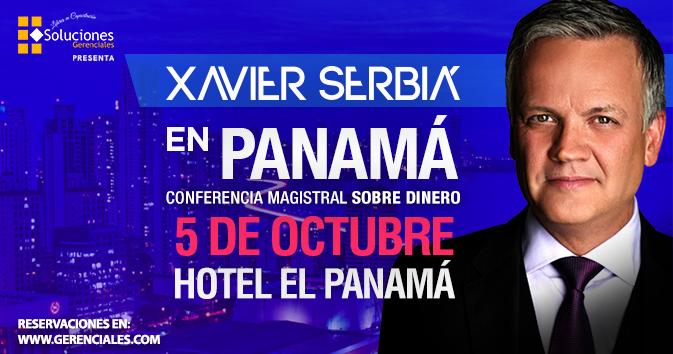 Magistral de Xavier Serbi� Presentador de CNN DINERO