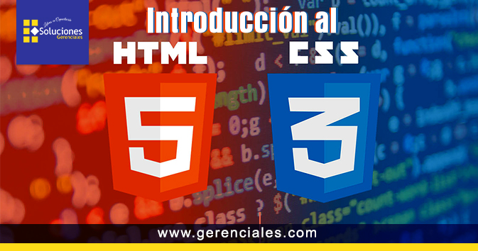 Introducción al HTML5 y CSS3