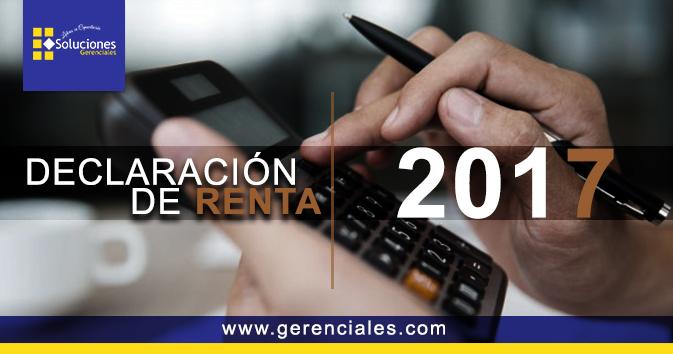 Declaración de Renta 2017 y su aplicación en el: E-TAX 2.0 | CAIR | ITBMS  - TIMBRES
