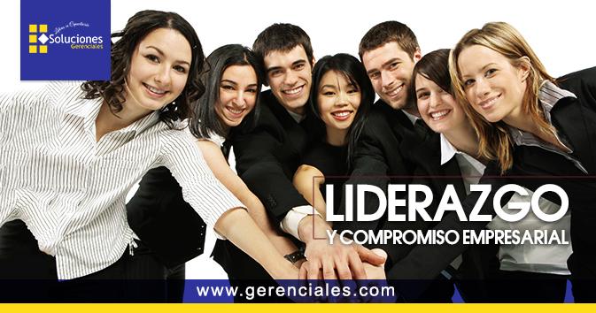 Liderazgo y Compromiso Empresarial  ONLINE
