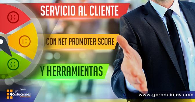 Jornada: Servicio al cliente con Net promoter score y herramientas - Obtén herramientas de técnicas de calidad de servicio, buscando medir la lealtad del cliente a través de Net promoter score