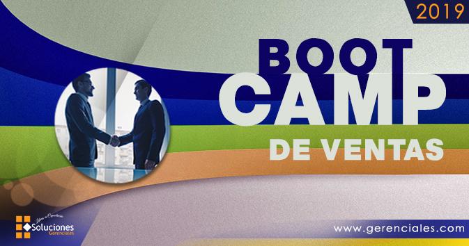 Boot Camp de Ventas  ONLINE