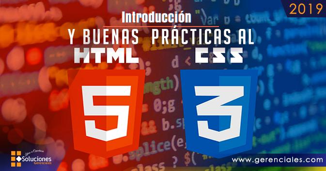 Introducción y Buenas Prácticas Al Html 5 y Css 3