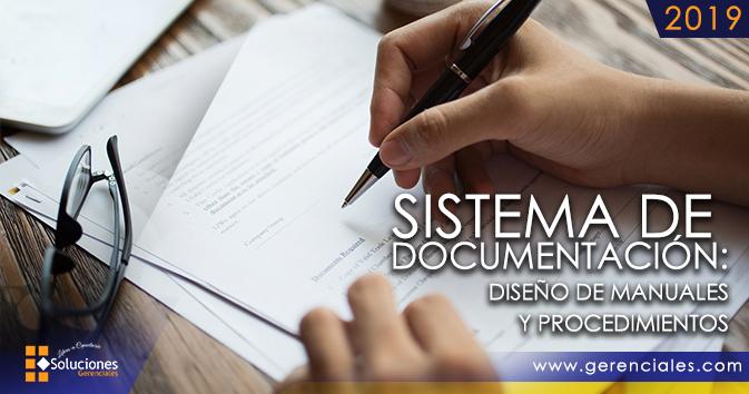 Sistema de Documentación: Diseño de Manuales y Procedimientos