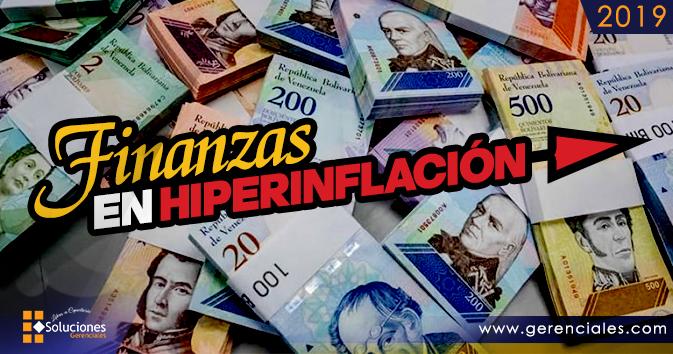 Finanzas en Hiperinflación