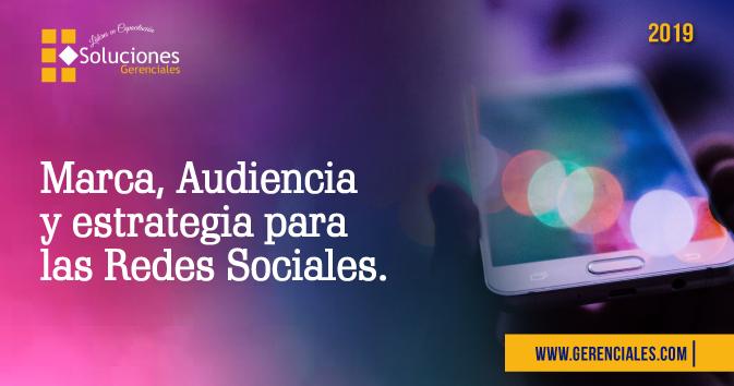 Marca, Audiencia y Estrategia para las Redes Sociales.  ONLINE