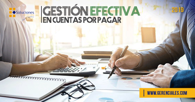 Gestión Efectiva de Cuentas por Pagar  ONLINE