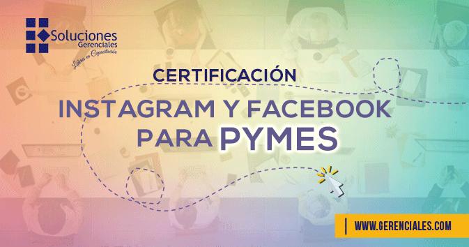 Instagram Y Facebook para PYMES
