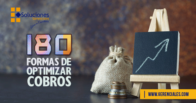 180 Formas de Optimizar Cobros