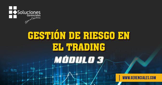 Gestión de Riesgo en el Trading  ONLINE