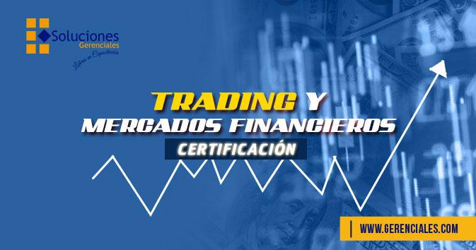 Certificación de Trading y Mercados Financieros  ONLINE