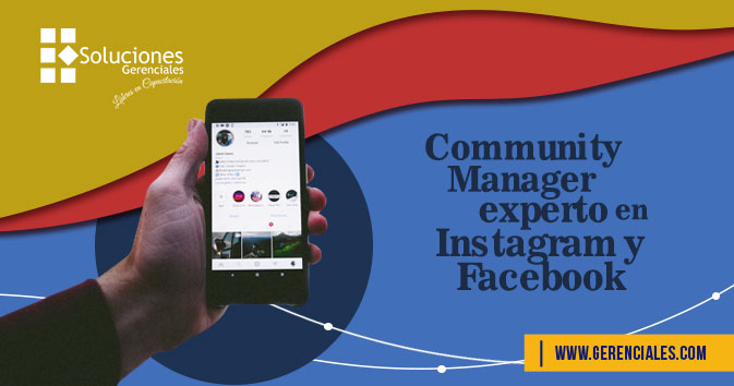 Community Manager Experto en Instagram y Facebook  ONLINE