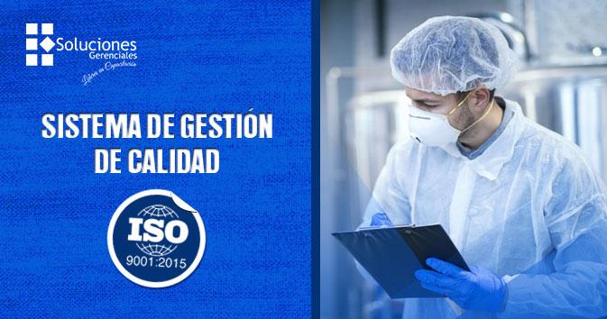 Sistema de Gestión de Calidad ISO 9001:2015  ONLINE