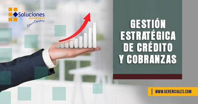 Gestión Estratégica De Crédito y Cobranzas  ONLINE