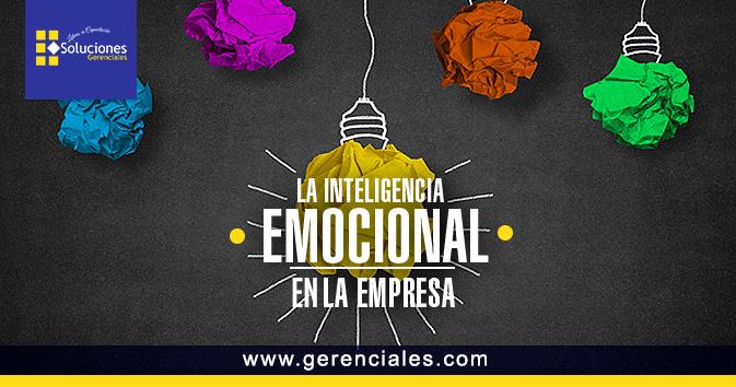 La Inteligencia Emocional en la Empresa  ONLINE