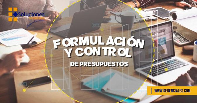 Jornada: Formulación y Control de Presupuestos - Lleva el control de gestión a través del presupuesto en la organización