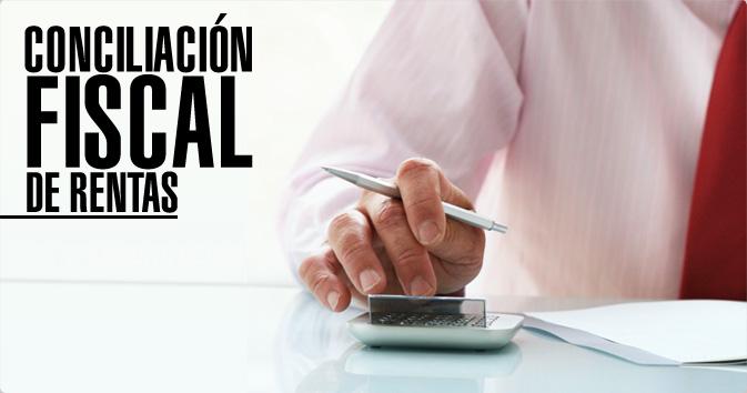 Conciliación Fiscal de Rentas