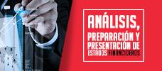 Análisis, Preparación y Presentación de Estados Financieros  ONLINE