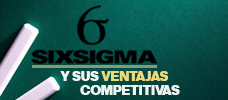 SIXSIGMA y sus ventajas competitivas