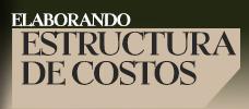 Elaborando Estructuras de Costos  ONLINE