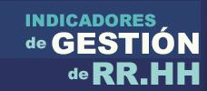 Indicadores de Gestión de RR.HH  ONLINE