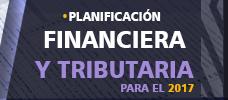 Planificación Financiera Y Tributaria Para El 2018