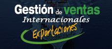 Gestión de ventas internacionales EXPORTACIONES