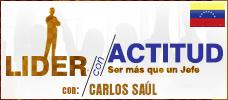 Conferencia: Líder con Actitud - Ser más que un jefe