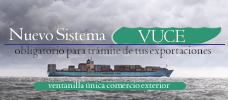 Nuevo Sistema (VUCE) obligatorio para el trámite de tus exportaciones - ventanilla única comercio exterior