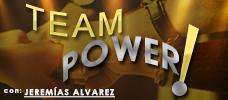 Jornada: Team POWER - TEAM POWER, el arte de liderar equipos de alto desempeño