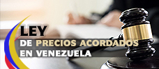 Ley de Precios Acordados en Venezuela