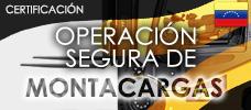 Certificación: Operación Segura de Montacargas - Obtenga habilidades que le permitan de forma eficiente y eficaz cumplir con la operación segura de montacargas, de acuerdo a las normas de uso