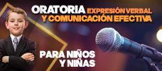 Jornada: Oratoria, Expresión Verbal y Comunicación Efectiva Para Niños y Niñas - Una experiencia para el crecimiento y desarrollo integral  de los futuros líderes
