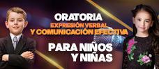 Oratoria, Expresión Verbal y Comunicación Efectiva Para Niños y Niñas
