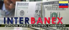 Jornada: INTERBANEX. - ¿OPCIÓN VIABLE AL CONTROL CAMBIARIO? - ¿CÓMO PARTICIPAR?