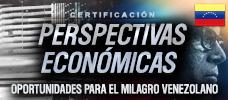 Diplomado: Perspectivas Económicas - Oportunidades para el Milagro Venezolano - ¿Será posible mantener el negocio más allá de este año? ¿Qué cambios puedo hacer para seguir adelante? ¿A qué nuevos cambios tendrá la empresa que adaptarse para continuar adelante? ¿Cuáles son los retos a superar para mantener la gestión del negocio en marcha?