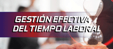 Gestión Efectiva del Tiempo Laboral  ONLINE