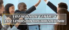 La Fuerza de Ventas y la Expansión Organizacional