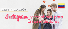 Instagram y Facebook para Emprendedores