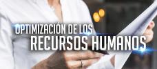 Optimización De Los Recursos Humanos