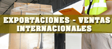 Exportaciones-Ventas Internacionales  ONLINE