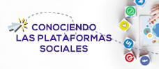 Conociendo Las Plataformas Sociales  ONLINE